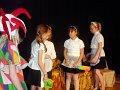 Przedstawienie pt. 'Księżniczka na ziarnku grochu' w wykonaniu uczniów klas III Szkoły Podstawowej Nr 1 i Nr 2 w Puławach