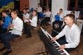 Koncert Orkiestry Rówieńskiej Szkoły Muzycznej w MDK Puławy