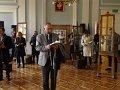 Narodowe Czytanie 'Przedwiośnia' Stefana Żeromskiego 2018