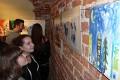 Wernisaż wystawy Grupy 'Malowane Dzbanki' z Pracowni Plastycznej MDK pod kier. Anny Bachanek