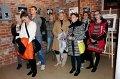 Wystawa fotografii otworkowej 'Pozostałości' 2016 Puławy