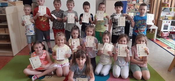 Ostatnie zajęcia w pierwszej grupie Zaułka Literackiego 2020/2021 Młodzieżowy Dom Kultury w Puławach
